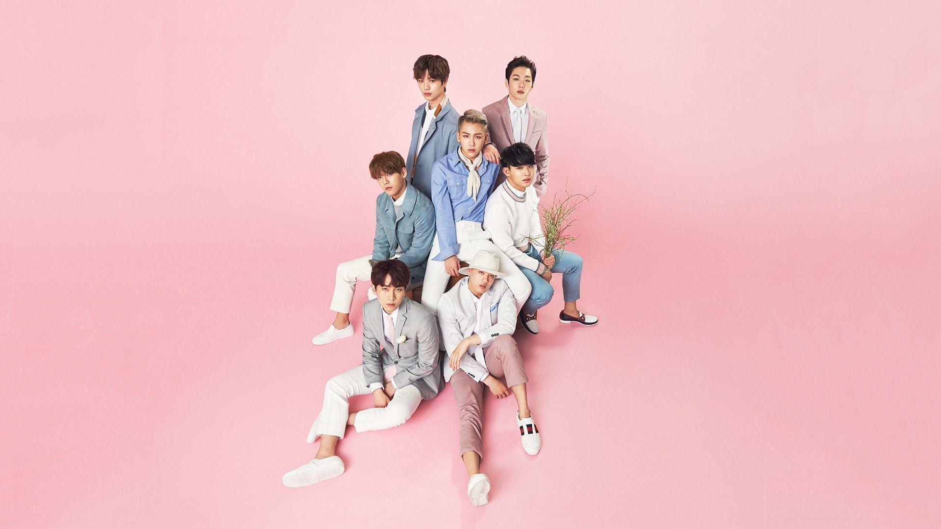 Hình nền nhóm nhạc BTS đáng yêu