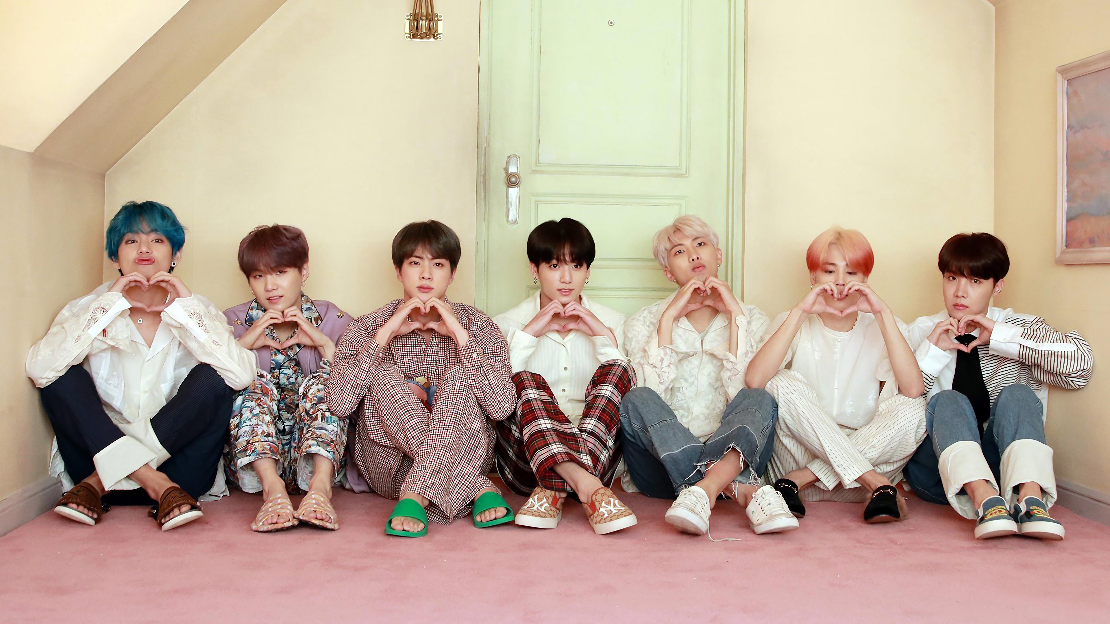 Hình nền nhóm nhạc BTS