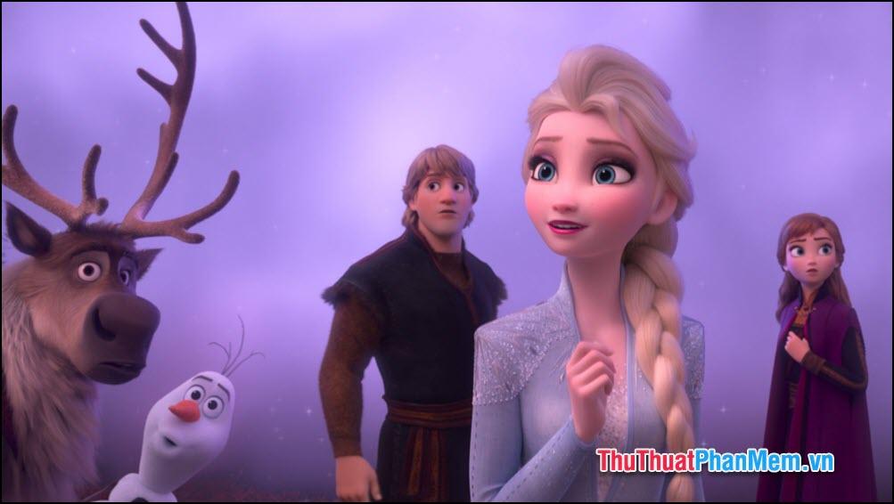 Frozen – Nữ hoàng băng giá