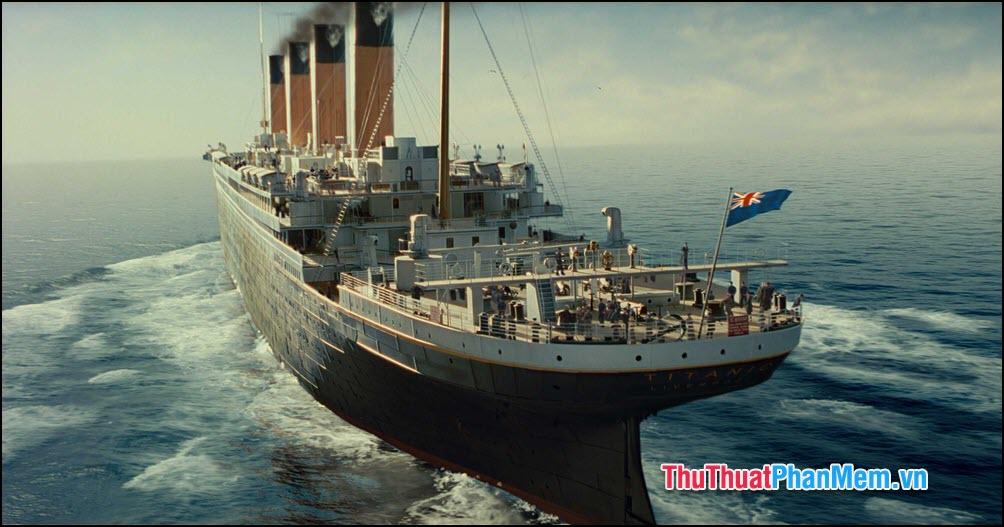 Titanic (1998) – Con tàu định mệnh