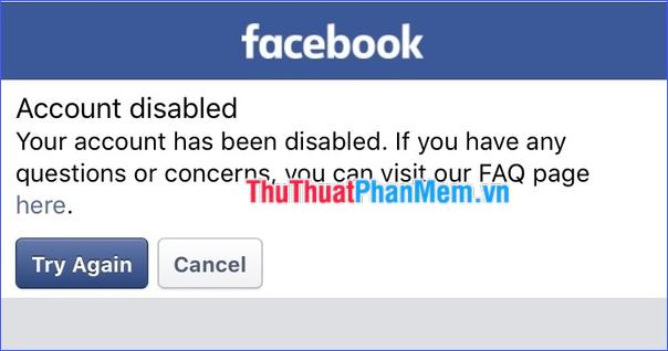 Nguyên nhân Chrome không vào được facebook