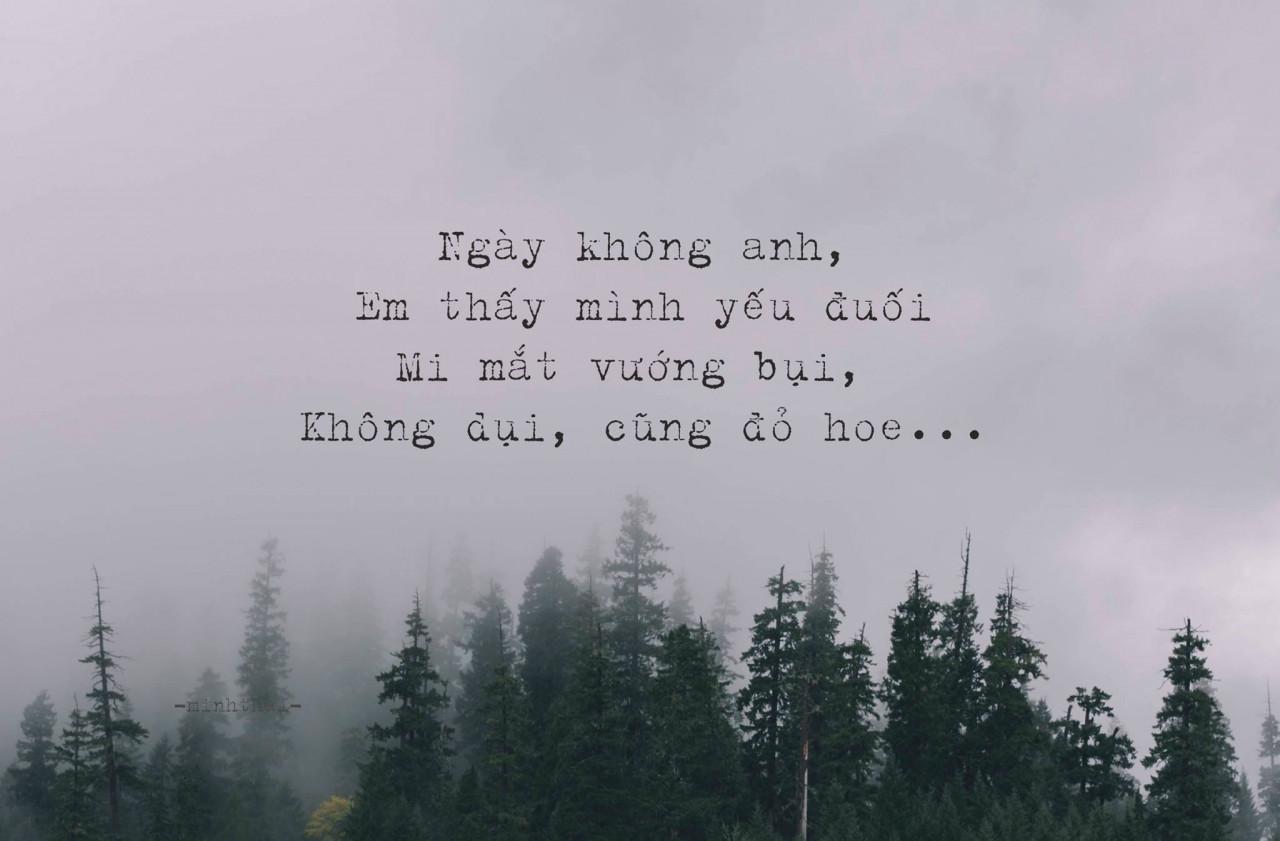 Ảnh quote buồn đẹp nhất về tình yêu trong cuộc sống