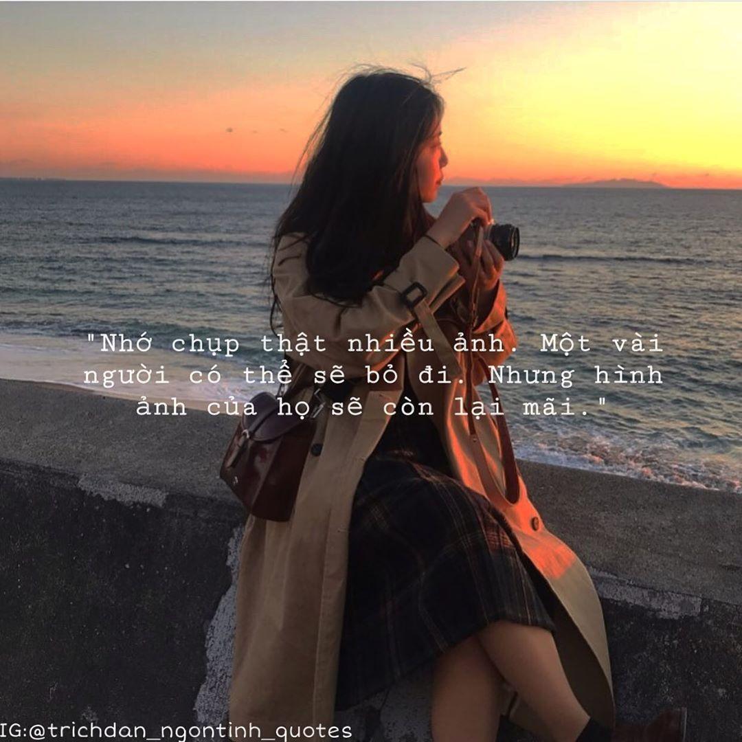 Ảnh quotes buồn  ấn tượng nhất về cuộc sống và tình yêu