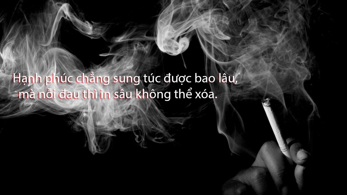 ảnh stt khói thuốc