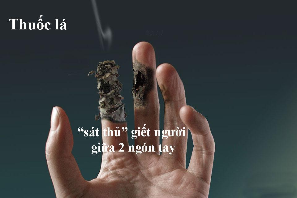 Ảnh stt khói về cuộc sống