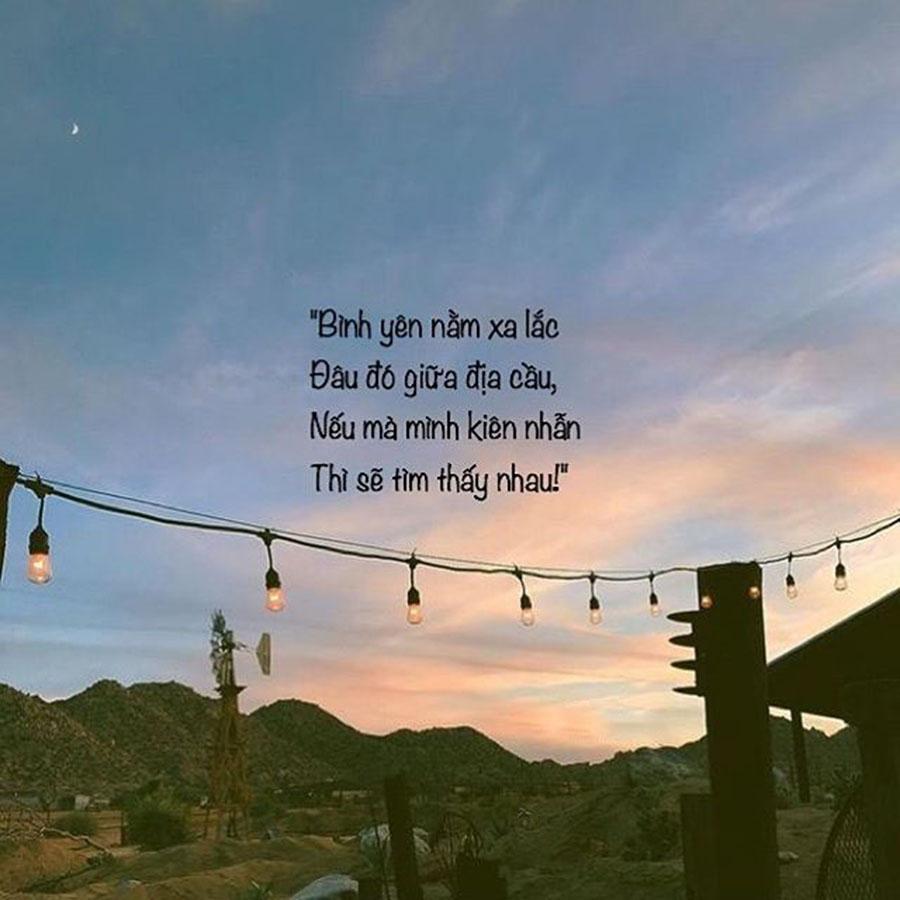 Hình ảnh quotes buồn đơn giản và ấn tượng