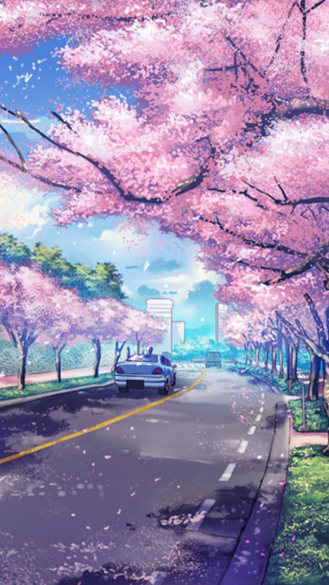Hình nền anime cho Android