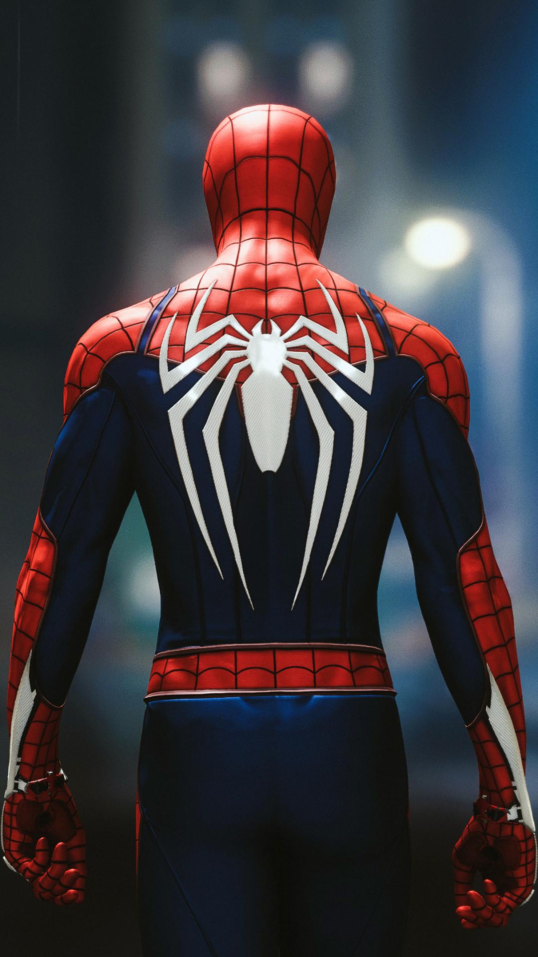 Hình nền người nhện cho Android