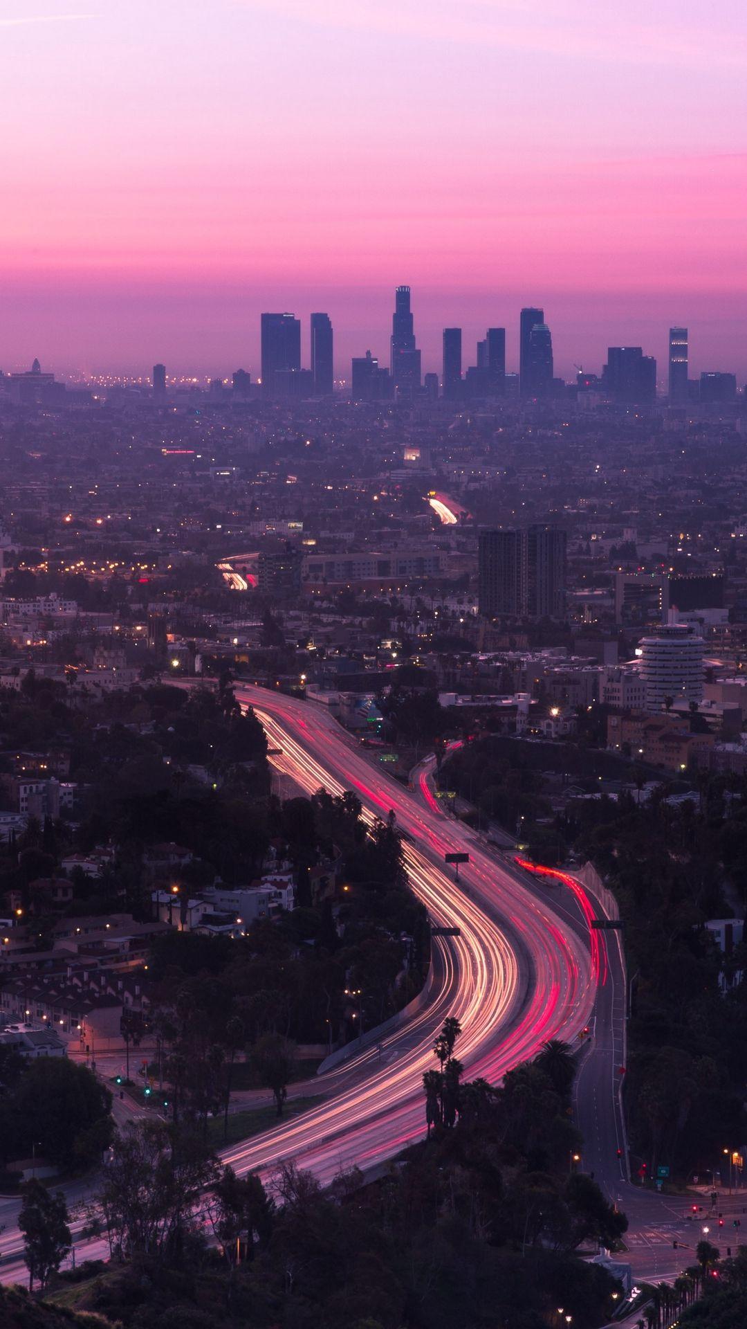 Hình nền thành phố cho Android