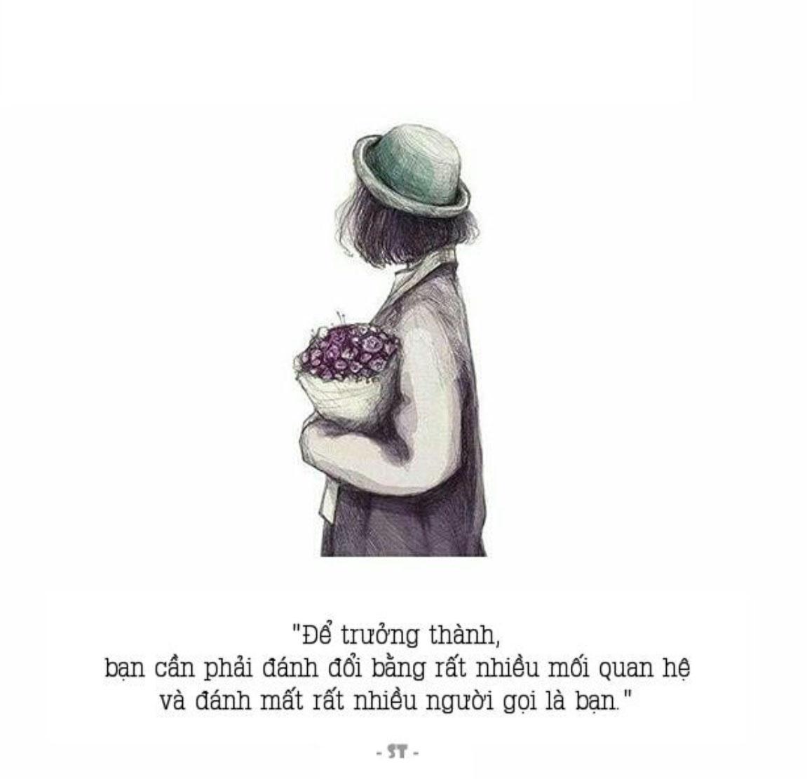 Những câu nói hình ảnh quotes buồn đẹp