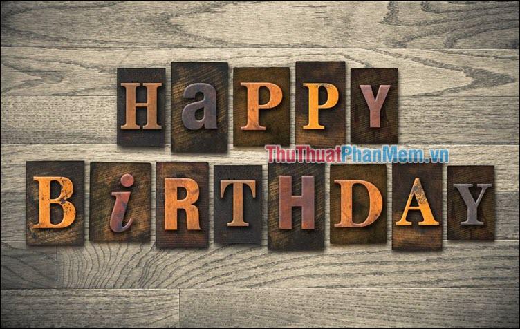 Những lời chúc mừng sinh nhật cô giáo, thầy giáo bằng tiếng Anh
