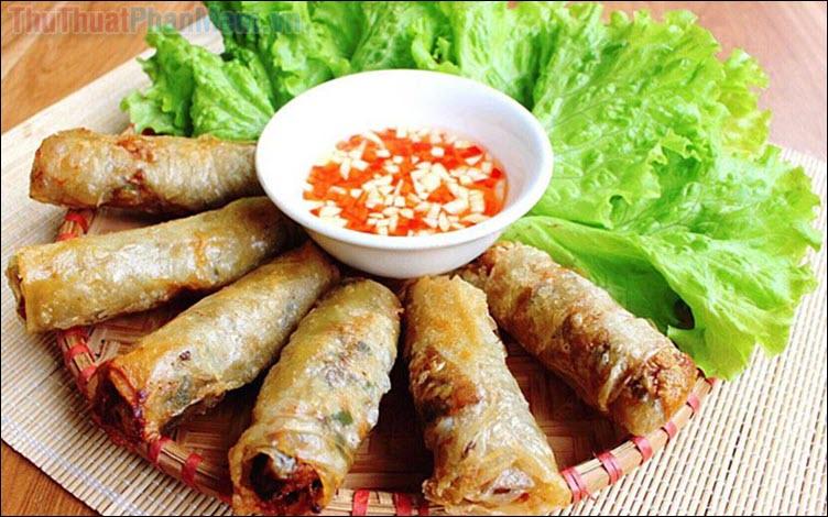 Danh sách những món ăn truyền thống Việt Nam ngon nhất