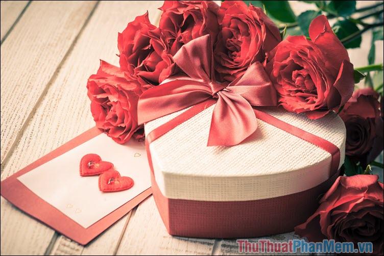 Em yêu à! Anh muốn gửi cho em những lời chúc yêu thương nhất, ngọt ngào nhất vào ngày Valentine