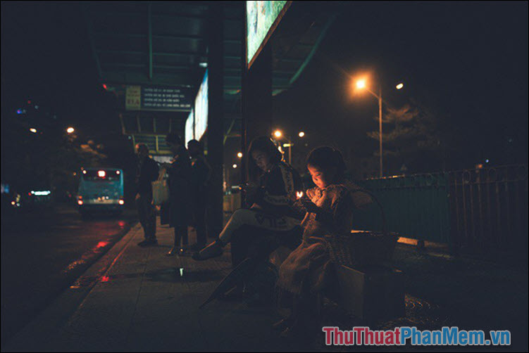 Đêm trở gió – Huỳnh Minh Nhật