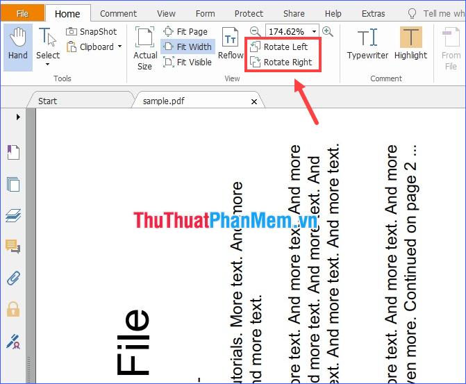 3 Cách xoay file PDF và lưu lại thành file mới đơn giản nhất
