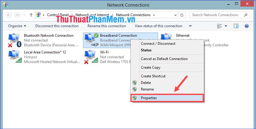 Cách Phát Wifi trên Windows 8, chia sẻ Wifi trên Win 8 không cần phần mềm