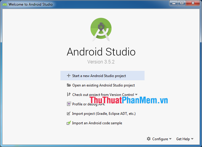 Cách cài đặt và cấu hình Android Studio
