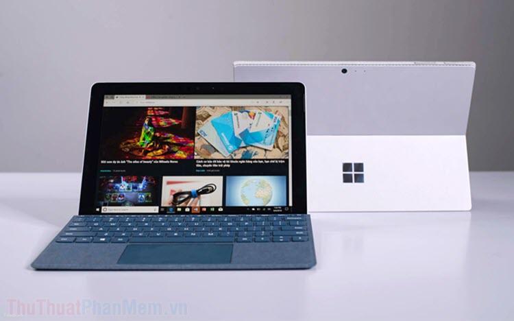 Cách bật tắt chế độ Tablet Mode trên Windows 10