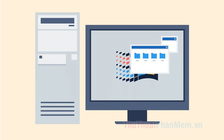 Phím tắt chuyển đổi qua lại giữa các cửa sổ trong Windows