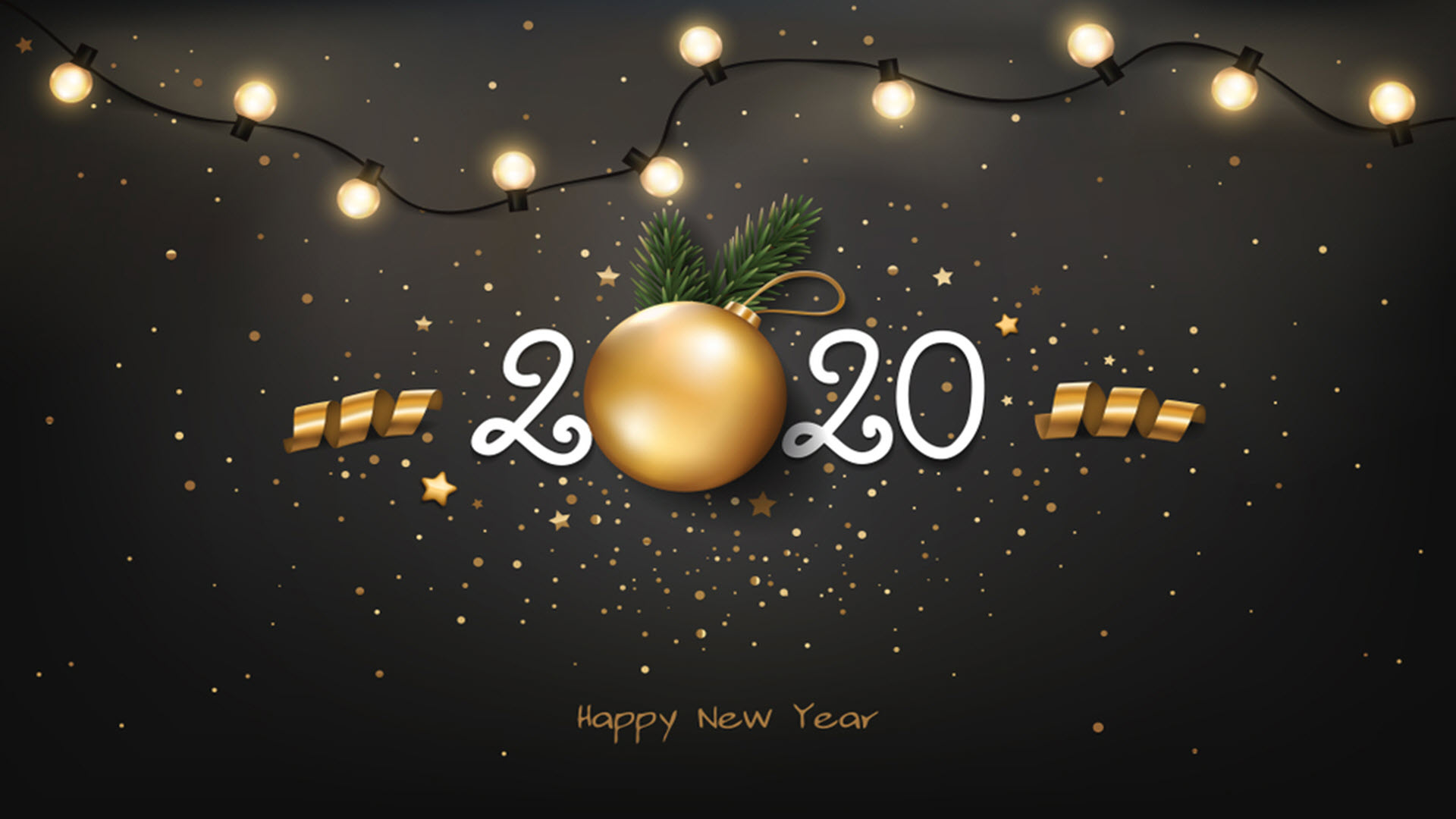 Hình nền mừng năm mới 2020