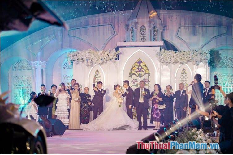 Chúc mừng cô dâu chú rể - Nguyên Đỗ