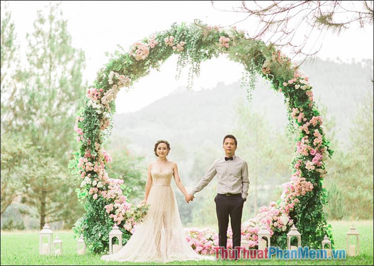 Chúc mừng đám cưới