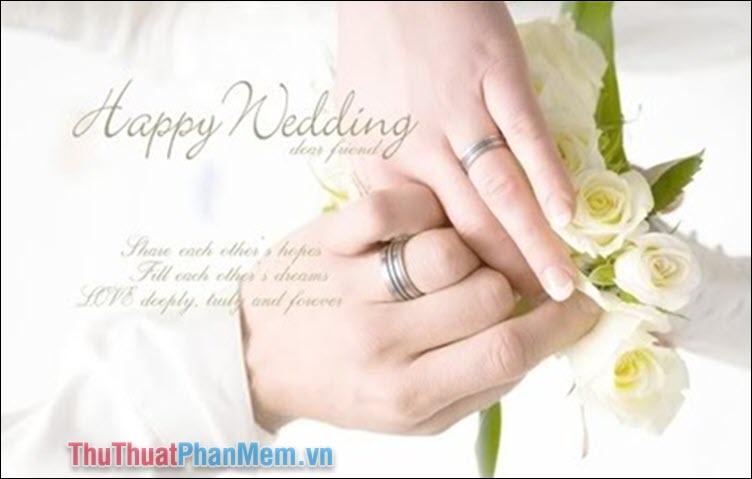 Đám cưới anh – Thanh Yến