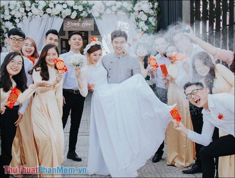 Đám cưới – Du Phong