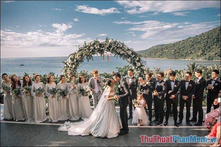 Đám cưới – Trần Bảo Kim Thư