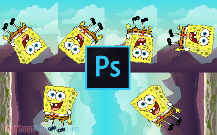 Cách xoay hình ảnh trong Photoshop