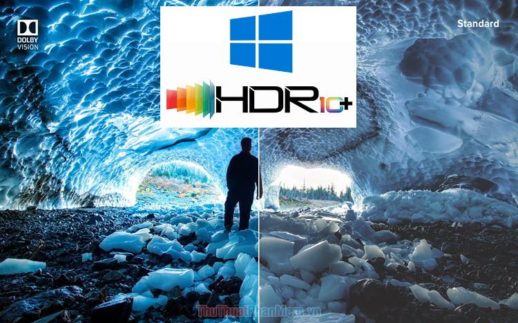 Cách bật HDR trên Windows 10