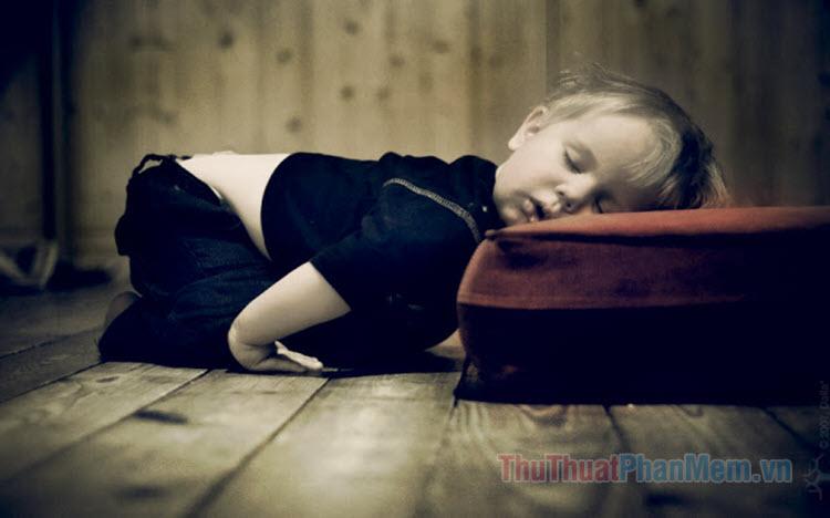 Những hình ảnh mệt mỏi đáng yêu nhất