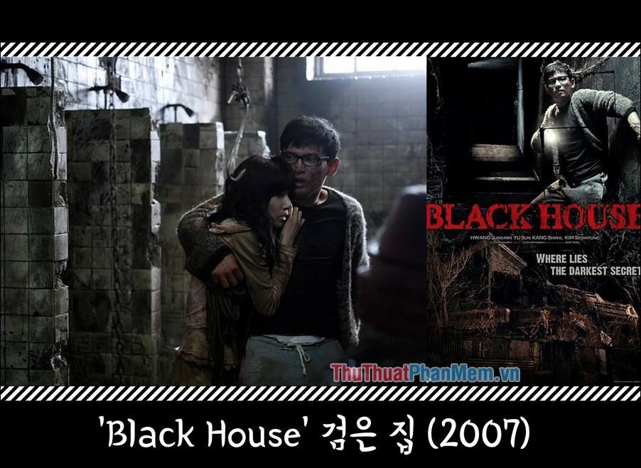 Căn nhà tối - Black House (2007)