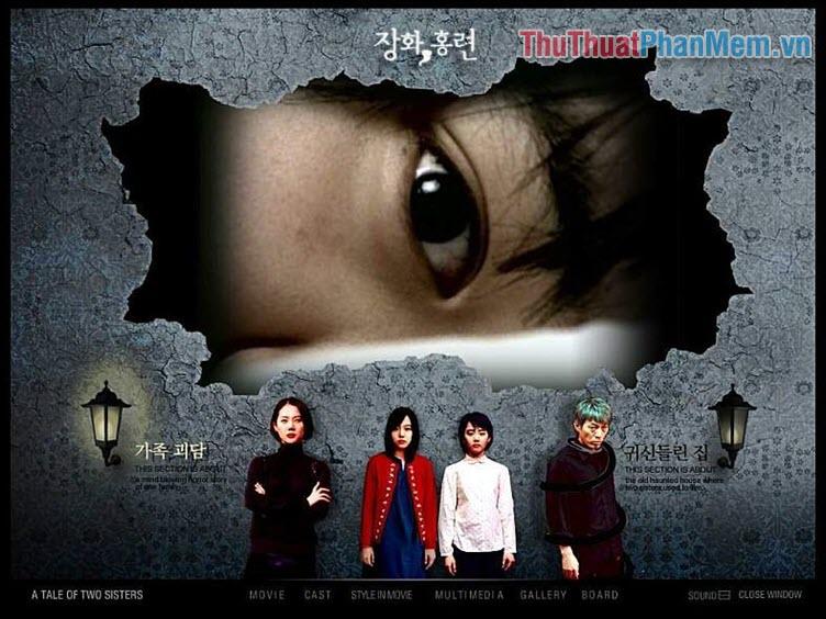 Câu chuyện hai chị em – A Tale Of Two Sisters (2003)