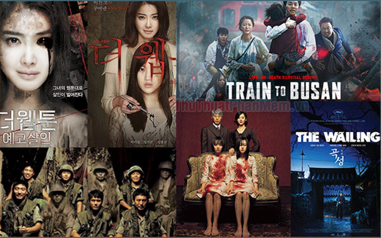 Top những bộ phim kinh dị Hàn Quốc hay nhất