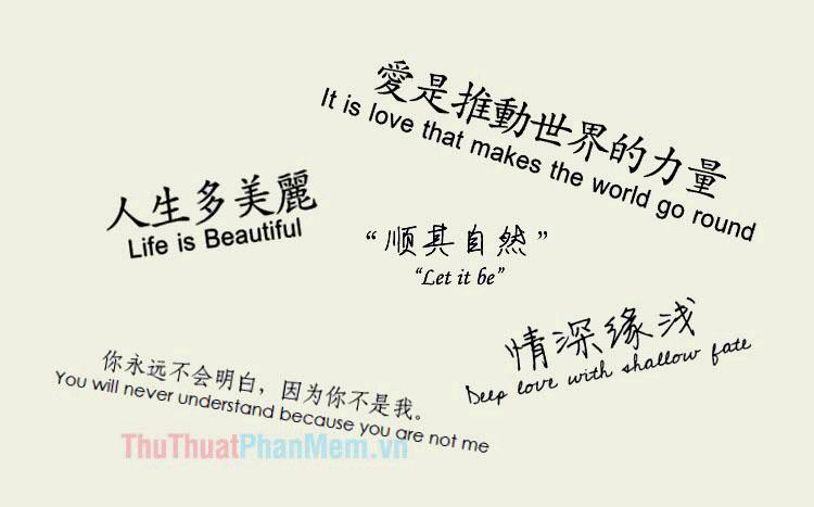 100+ Câu thành ngữ tiếng Trung hay nhất