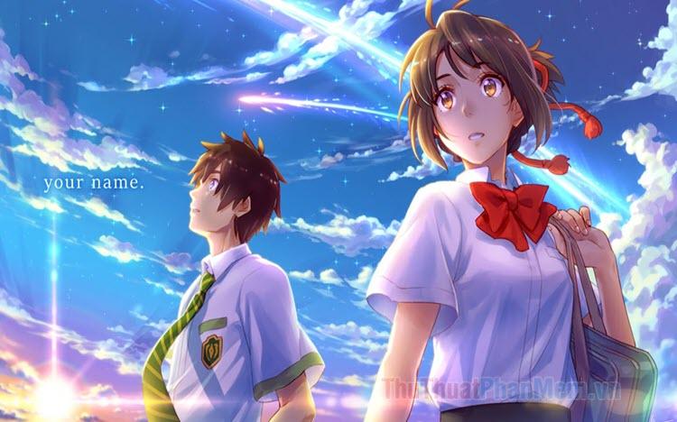 Những tên nhân vật Anime hay nhất