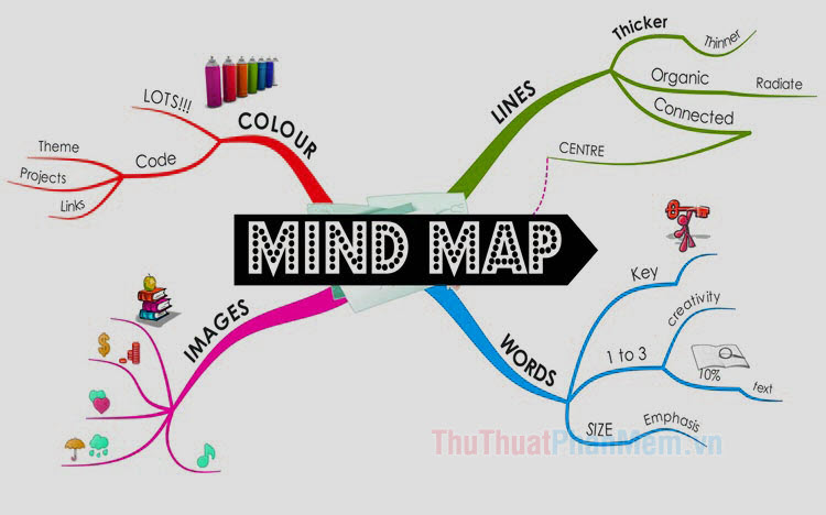 Top 5 phần mềm Mindmap tốt nhất