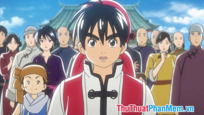 Chuuka Ichiban (Cậu bé đầu bếp) - 1997