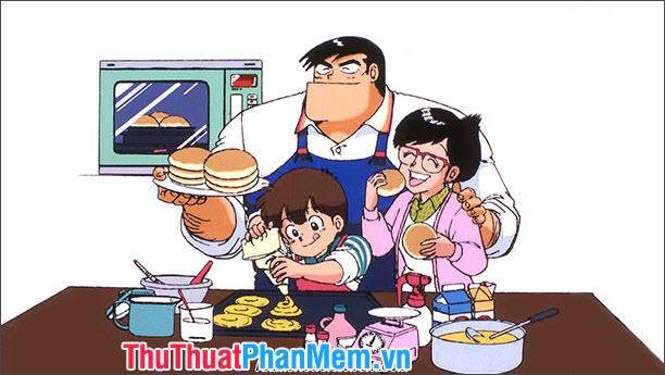 Cooking Papa (Ông bố đầu bếp) - 1992