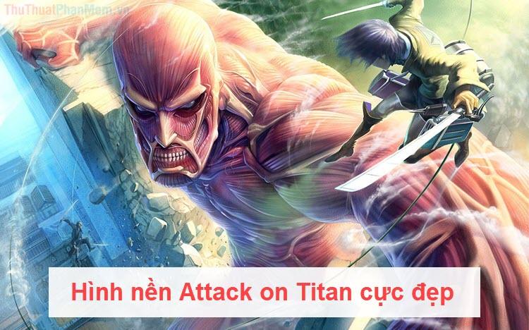 Hình nền Attack on Titan cực đẹp
