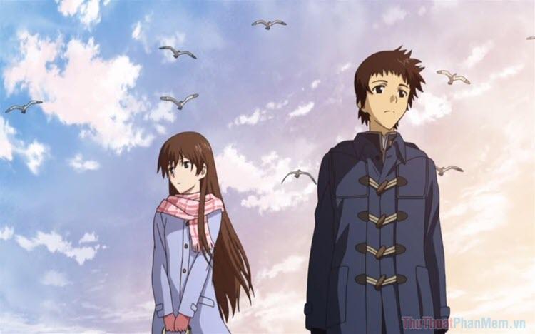 Top Anime tình cảm học đường hay nhất