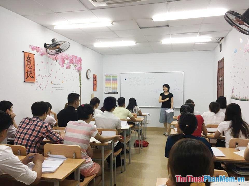 Trung tâm tiếng Trung đại học Quốc gia Hà Nội