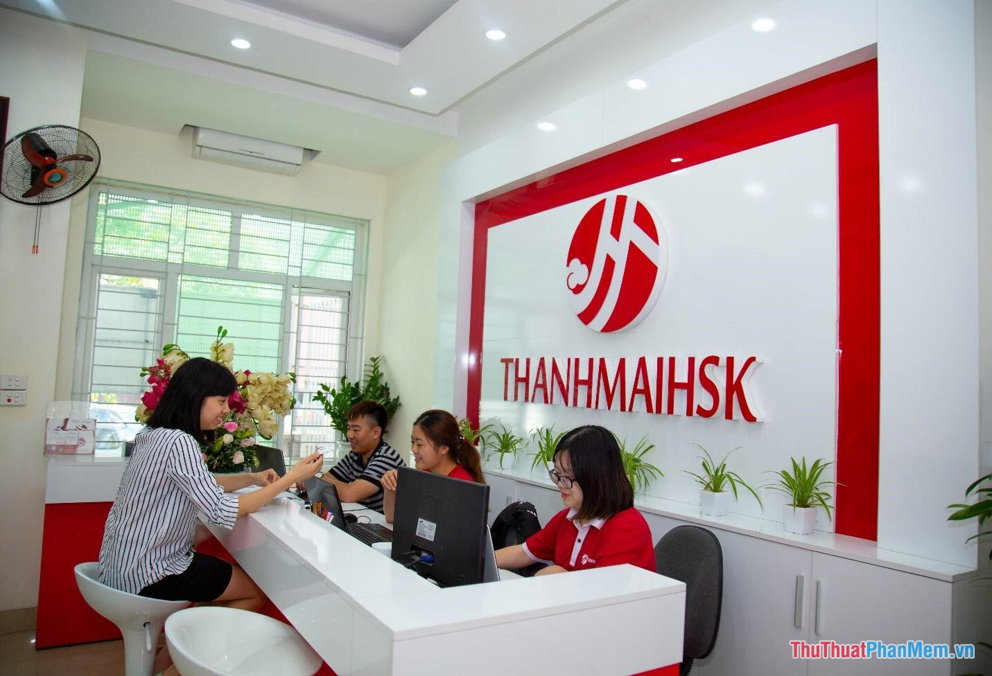 Trung tâm tiếng Trung THANHMAIHSK