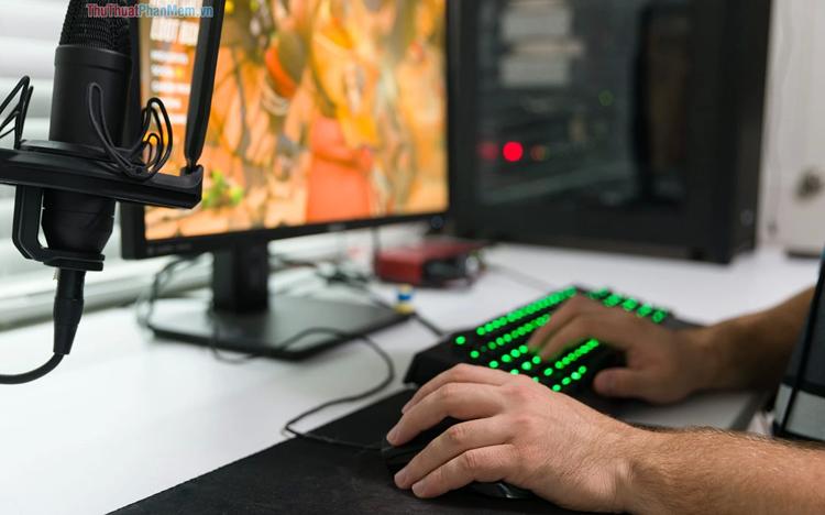 Cách thiết lập chuột máy tính cho người thuận tay trái