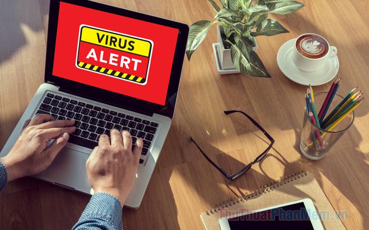 Các loại virus máy tính phổ biến