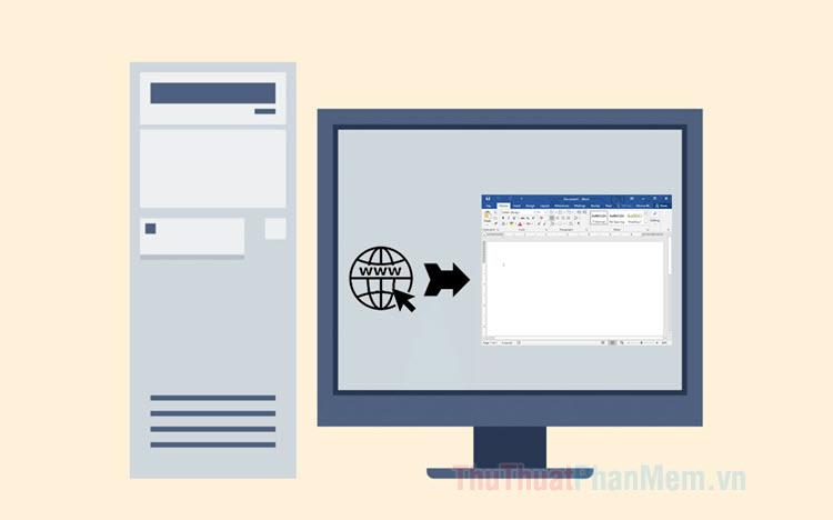 Cách lưu hình ảnh trên Web vào văn bản Word