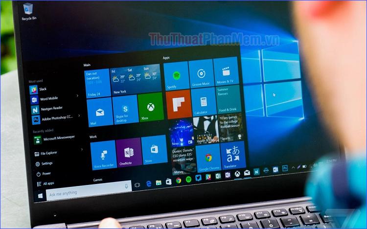 Cách thay đổi các chương trình mặc định trong Windows 10