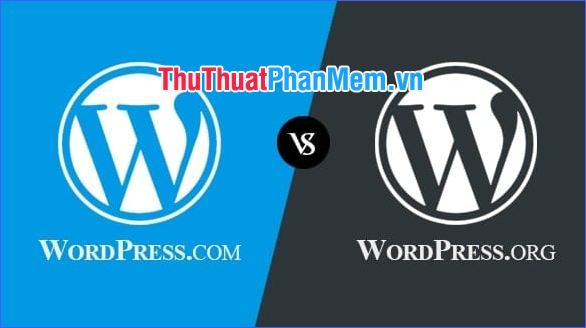 Cần phần biệt giữa 2 trang web WordPress