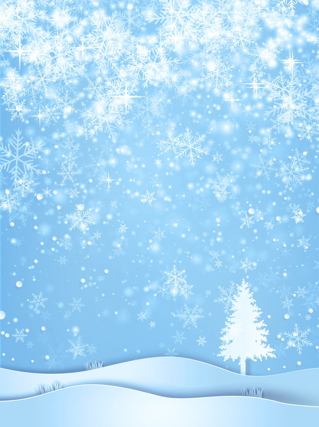 Hình ảnh hoạt hình tuyết rơi